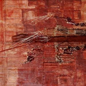 Medea incanta il drago nel recinto di Ares, 2003